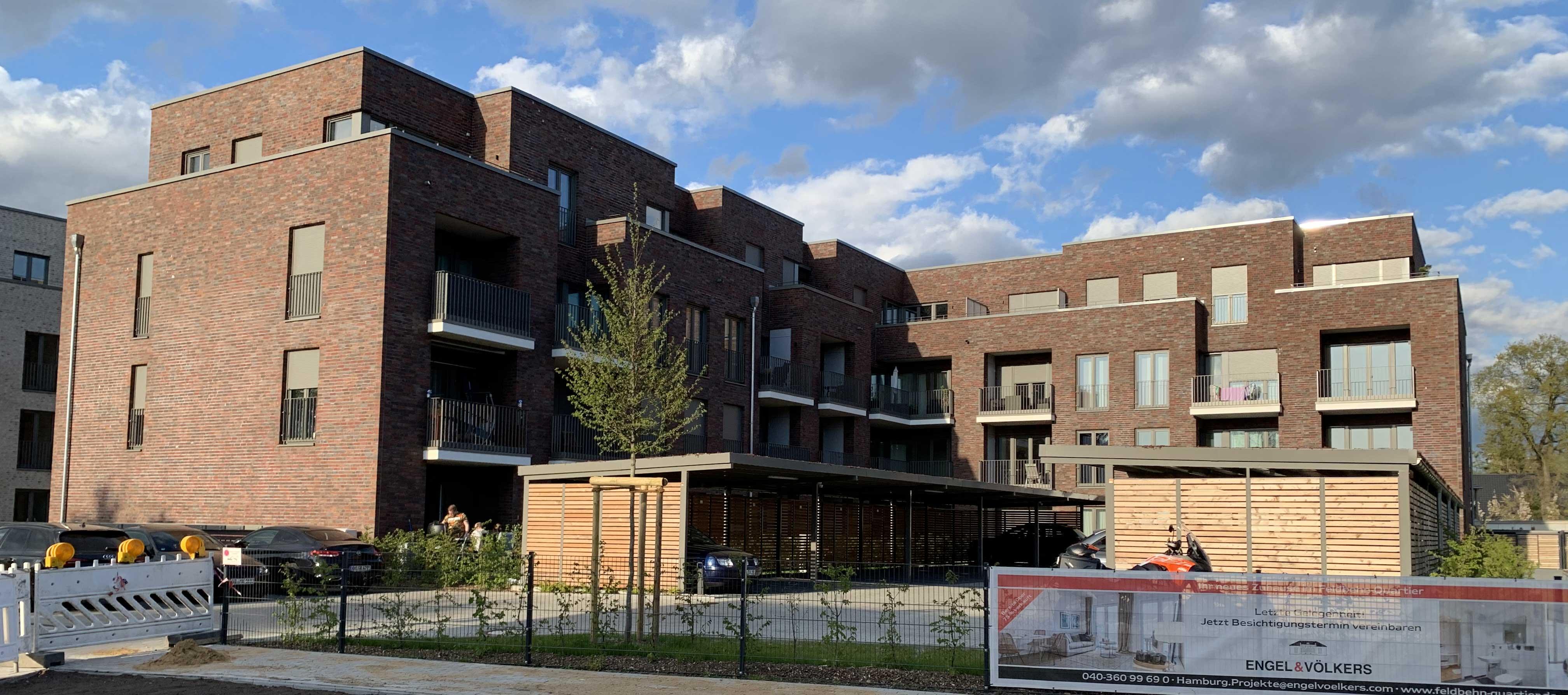 Projektbeschreibung Wohnpark Quickborn   Wedi Architekt